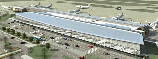 Wichita Air Terminal 3